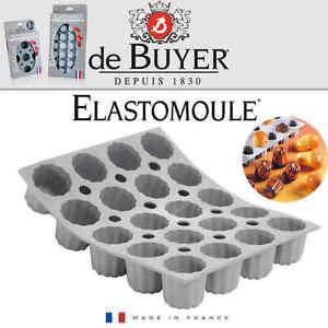 Sonnig De Buyer 20 Mini Cannelé Elastomoule