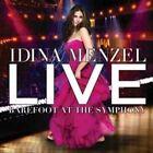 Idina Menzel live Barefoot At The Symphony CD (2012)