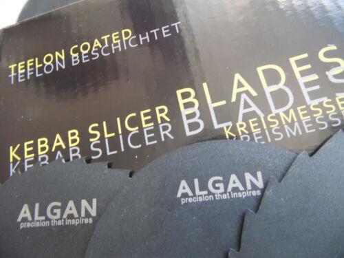 ALGAN Teflonbeschichtetes Kebab Kreismesser Dönermesser KTS-T120 ECO *ORIGINAL*