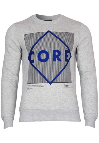 Jack /& Jones Hommes Sweatshirt jjcovan SweatManches Longues Pull Design Loisirs