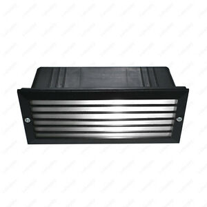 3w 5w 7w led outdoor wall steps lamp fixture recessed