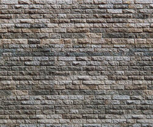 Faller 170617 h0 Mur Plaque basalte