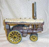 Cast Iron Toy Steam Engine