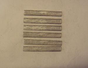 P/&D Marsh N Gauge n Scale M26 Grating style walkway 330mm casting needs ptng