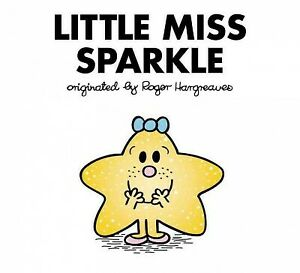Little-Miss-Sparkle-Paperback-by-Hargreaves-Adam-Brand-New-Free-P-amp-P-in-th