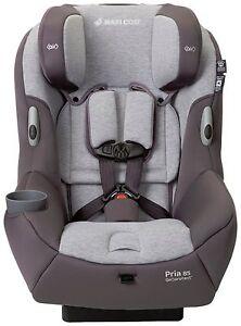 Maxi-Cosi Pria 85 Convertible Car Seat Child Safety Air Protect Loyal Grey NEW