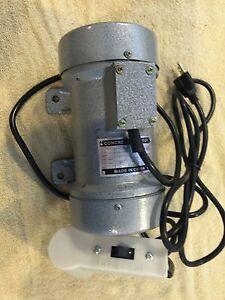 Concrete-Vibrator-Vibration-Motor-1-3hp-28kw-NoTax-No-Duty-Ships-from-Canada
