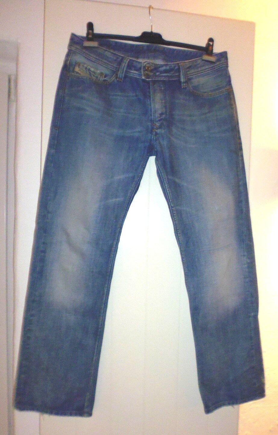Originale Herren Diesel Jeans VIKER-R.-BOX W34 W34 W34 L32 gebraucht 76eec7