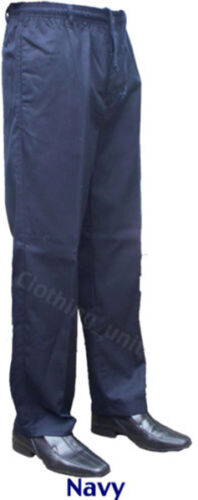 Hommes Taille Élastique Casual Rugby Pantalon Taille 50 52 54 Jambe 56 29 31