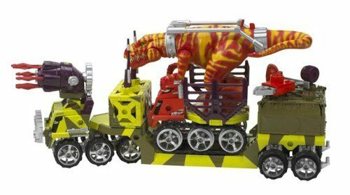 MATCHBOX Mega Rig Dino Adventure