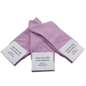 3-Paia-Ultra-Morbido-Donna-100-Bamboo-Calzini-Calze-Termiche-UK-3-7-Eu-35-40