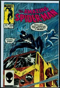 Marvel-Comics-The-Amazing-SPIDER-MAN-254-Jack-O-Lantern-NM-9-6