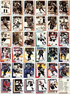 1999-00-MCDONALDS-UPPER-DECK-RETRO-COMPLETE-36-Hockey-Card-Set-Rare-Mint-Roy-BV