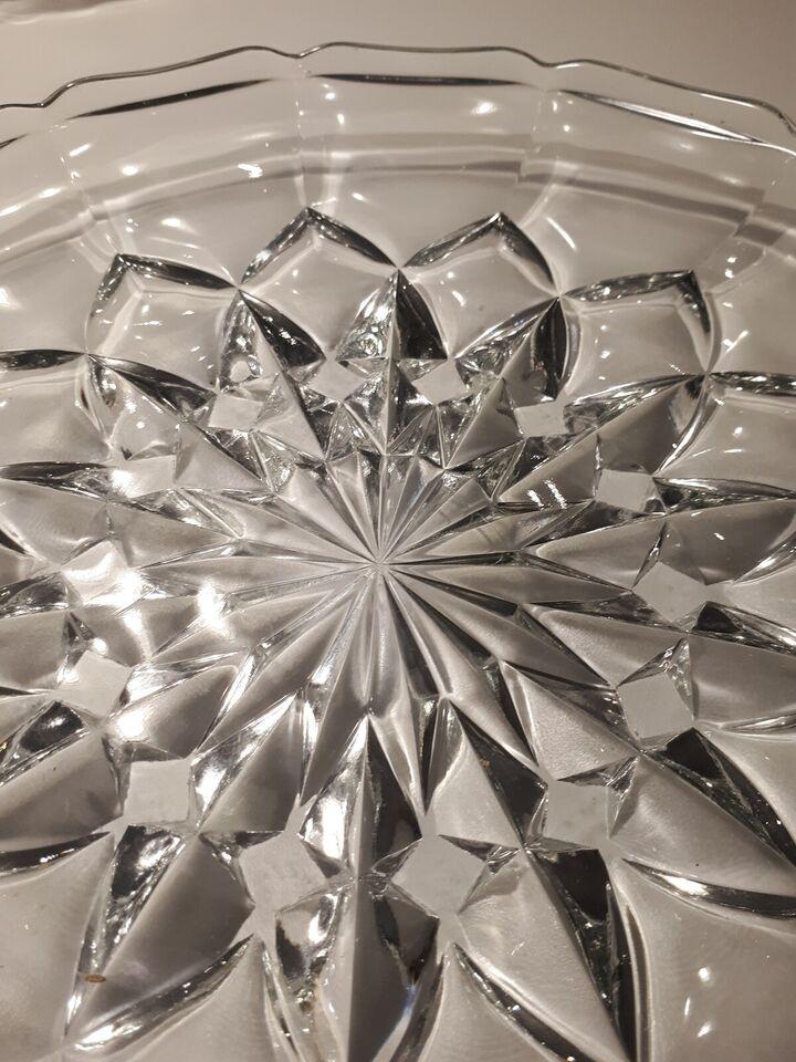 Glas, Kagefad i Krystal