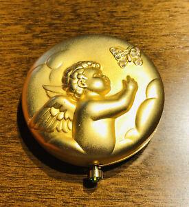 Vintage Angel Estee Lauder Compact
