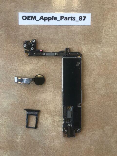 iPhone 7 32GB Verizon Unlocked Logic Board Motherboard FMI OFF (Water Damaged)