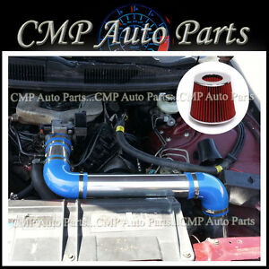 BLUE-RED-1993-1994-1995-CHEVY-CAMARO-3-4-3-4L-V6-COLD-AIR-INTAKE-KIT-SYSTEMS