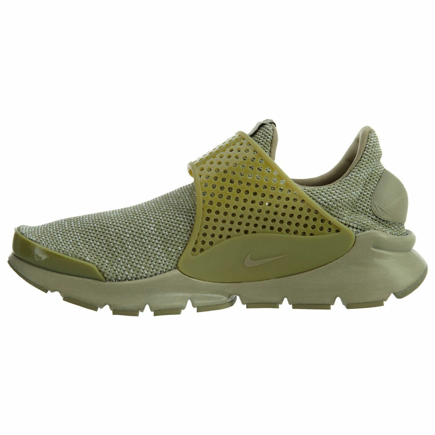 Nike Sock Dart BR Mens 909551-200 Trooper Green Knit Knit Knit Running shoes Size 8 1f6872