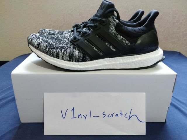 33984ec4597 Reigning Champ x adidas Ultra Boost 1.0 Black Heathered Grey B39254 size 11  NEW!