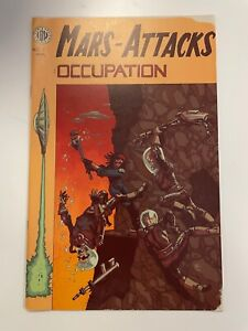 IDW MARS ATTACKS : OCCUPATION #1 RI COVER : NM CONDITION