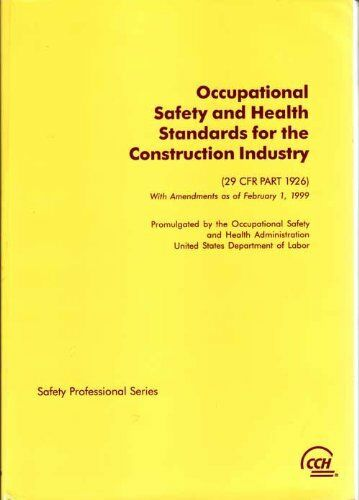 Occupational Safety & Health Standards for the Con | eBay