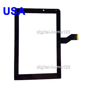 new touch screen digitizer glass for verizon ellipsis 7