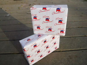 Republican-Merry-Christmas-Gift-Wrap
