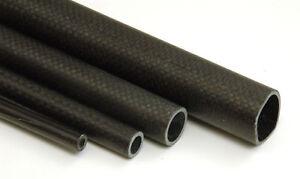 Intelligente Carbone Fibre Tube 8 Mm, 12.5 Mm, 18 Mm .25 Mm, 30 Mm Od-m.25mm,30mm Od Fr-fr Afficher Le Titre D'origine TrèS Poli