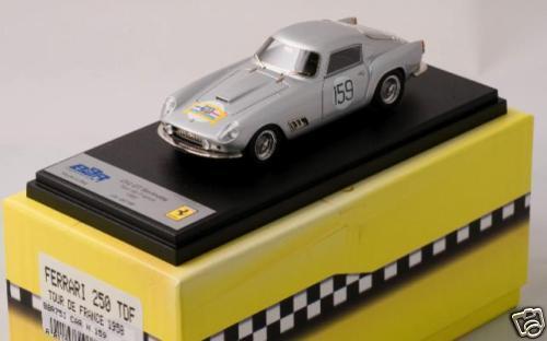 1   43 bbr ferrari 250 tdf 1958 auto n.159 bbr75i