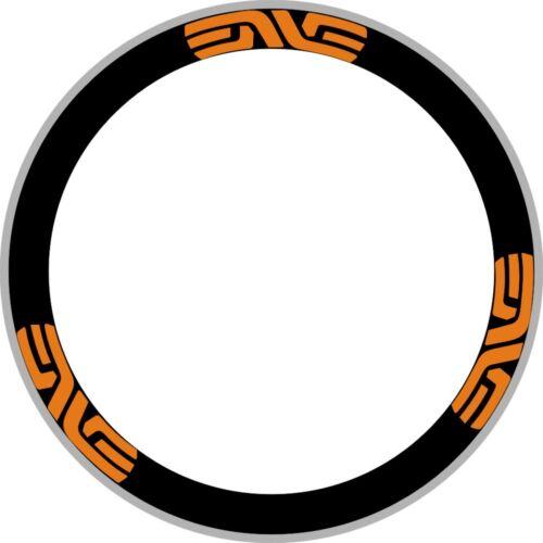 EVNE ROAD BIKE RIM DECALS WHEELS STICKERS SET OF 12  FOR 2 RIMS CYCLE PUSH BIKE
