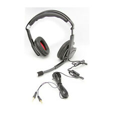 NEW Plantronics Multimedia Stereo Audio 350 Gaming Headset Chat PC MAC