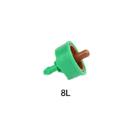 10PCS 4L 8L Micro Irrigation Common or Drip-proof Type Dripper 4mm Sprinkler