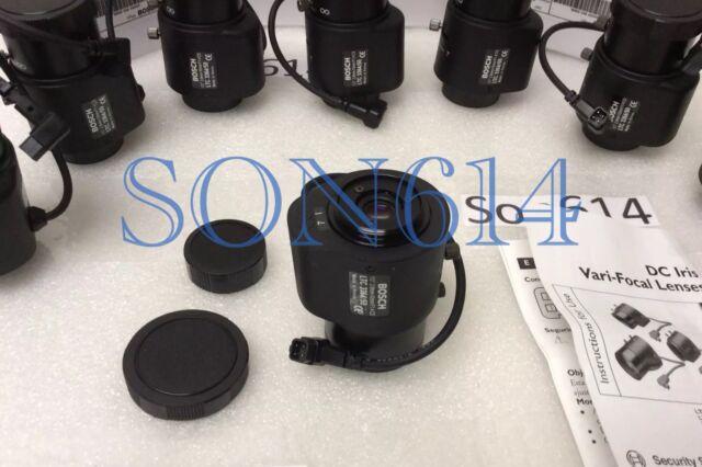 NEW IN BOX BOSCH 2.8MM-10MM F1.4-360 4-PIN CAMERA LENS LTC3364//50