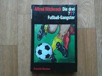 Buch Die drei Fragezeichen ??? Fußball-Gangster WN 1995 Hitchcock Franckh-Kosmos