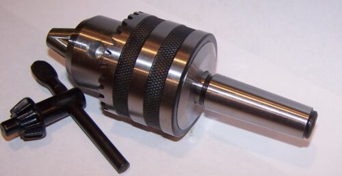 """Shopsmith Tailstock 1//2/"""" Drill Chuck Fits All Models"""