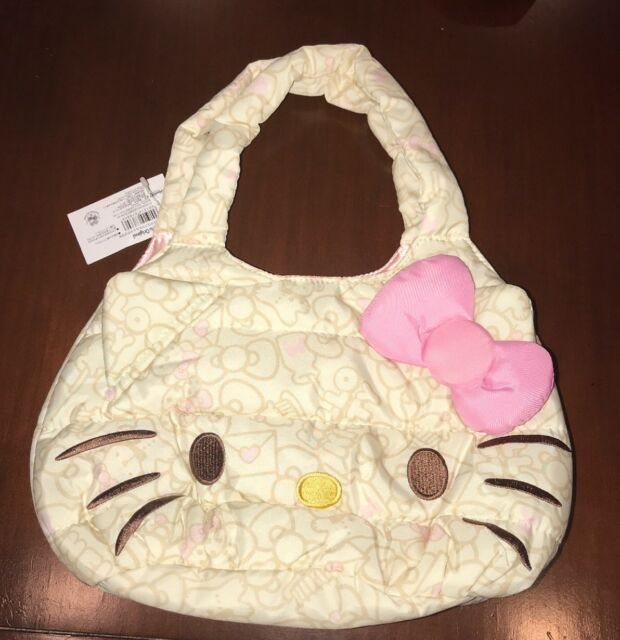 Hello Kitty Sanrio Smiles Purse Handbag NWT