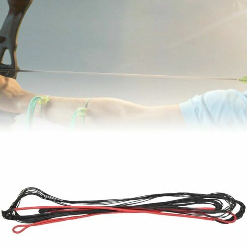 Nylon Universal Archery Equipment Supplies Bowstring Bow String forRecurve Bow