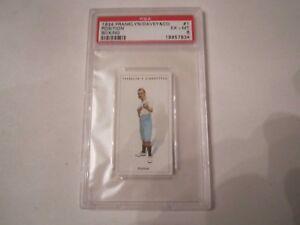 1924-FRANKLYN-DAVEY-amp-CO-BRISTOL-POSITION-BOXING-1-PSA-GRADED-CARD-EX-MT-6