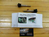 Scorchers Ice Scratchers Bogie Wheel Adapters Lets You Keep The Front Bogie On