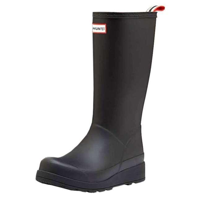 Hunter Original Play Boot Tall Size 8