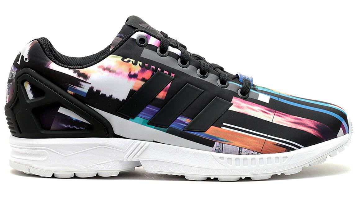 Adidas ZX Flux m19844 photo Print Pack Cityscape /3 City m19844 Flux weave Prism 3e8983
