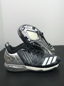 new concept eb653 8d0e2 Image is loading Adidas-Boost-Icon-3-0-Faded-Metal-Baseball-