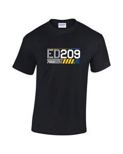 4fa1b6bd7 ED-209 OCP Mens Vintage Movie T-Shirt inspired by Robocop | eBay
