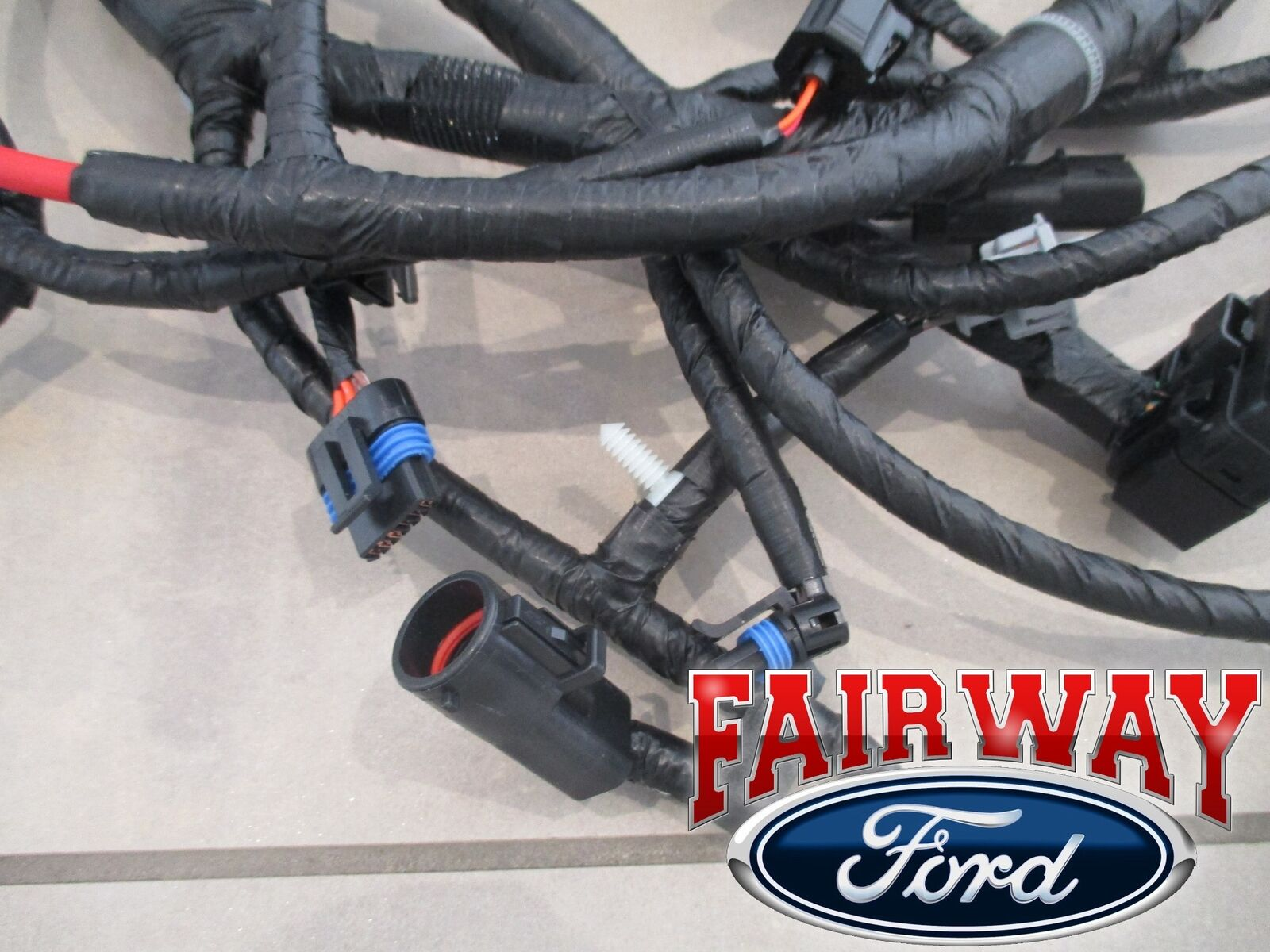 Ford Excursion Wiring Harness Protector. . Wiring Diagram on