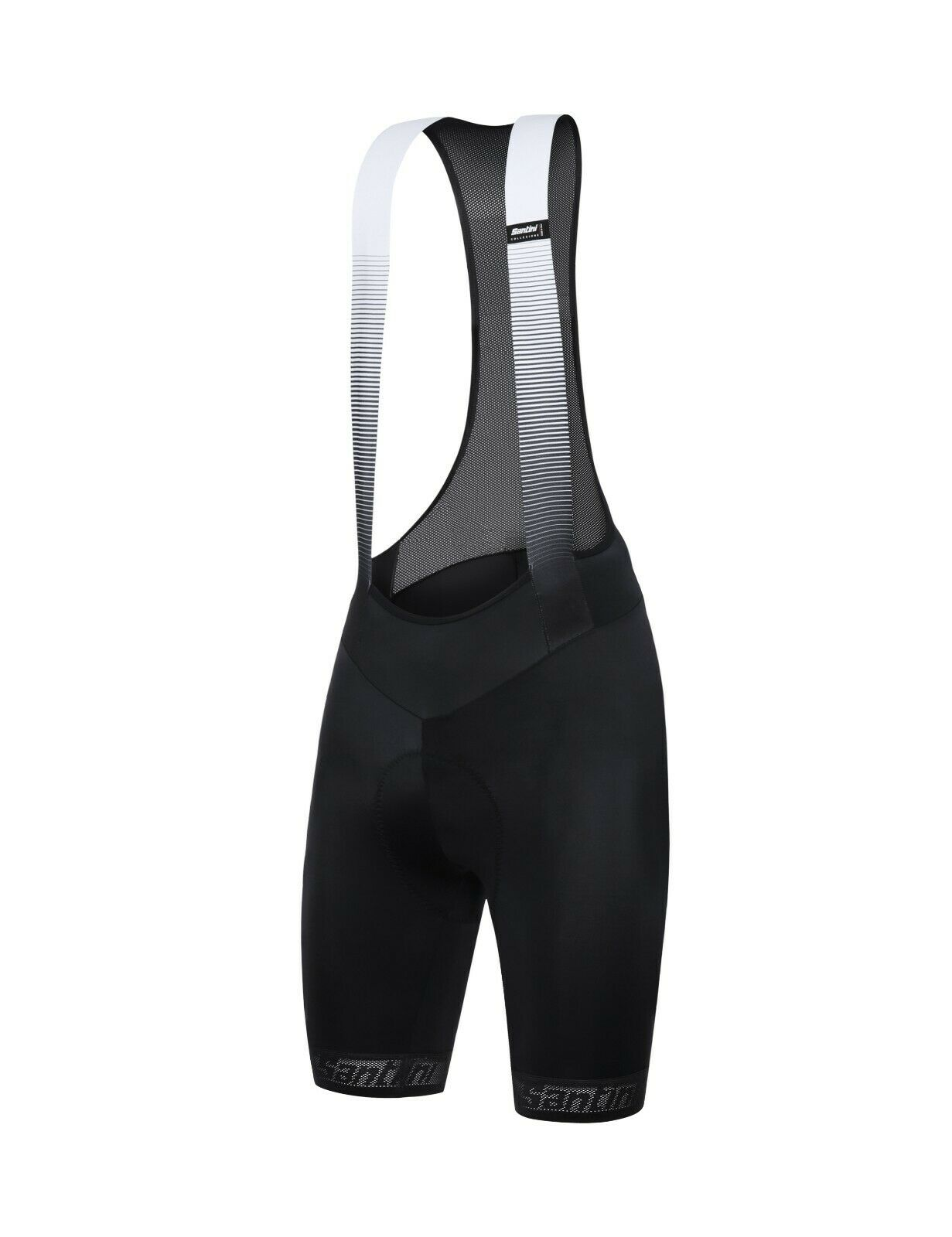2018-19 Men's Fase Bib Cycling Shorts by Santini - Made  in   wholesale cheap and high quality