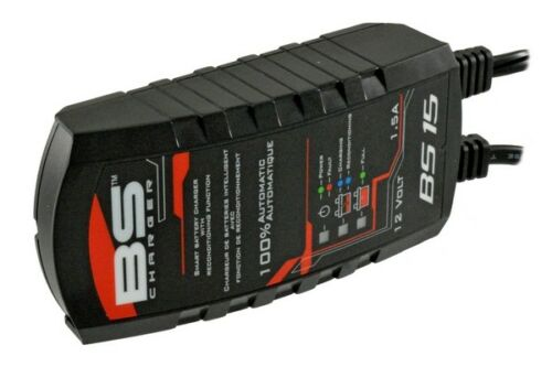 Automatic Battery Charger BS15 - Smart BS Electric