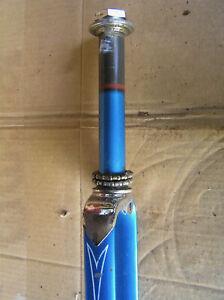 1977 Schwinn Twinn Tandem Heavy Duty Forks, includes all hardware, Sky Blue