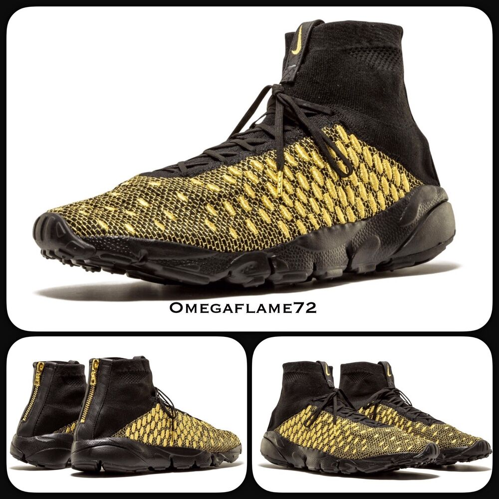 NikeLab Balmain Footscape Magista Qs Lion 834905-007 UK 10.5 EU 45.5 US11.5 Nike-