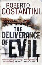 The Deliverance of Evil (Commissario Balistreri Trilogy), New, Costantini, Rober