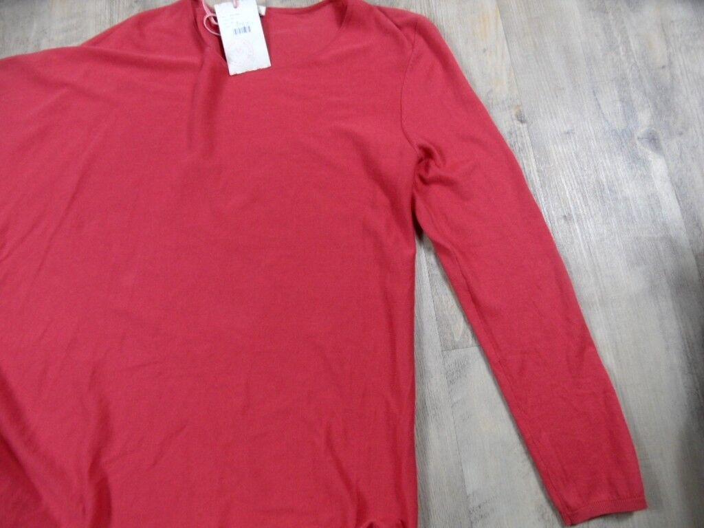 Pezzo Pezzo Pezzo preferito stylisher asimmetrico braccio un poncho rosso tg. 40 NUOVO 713440
